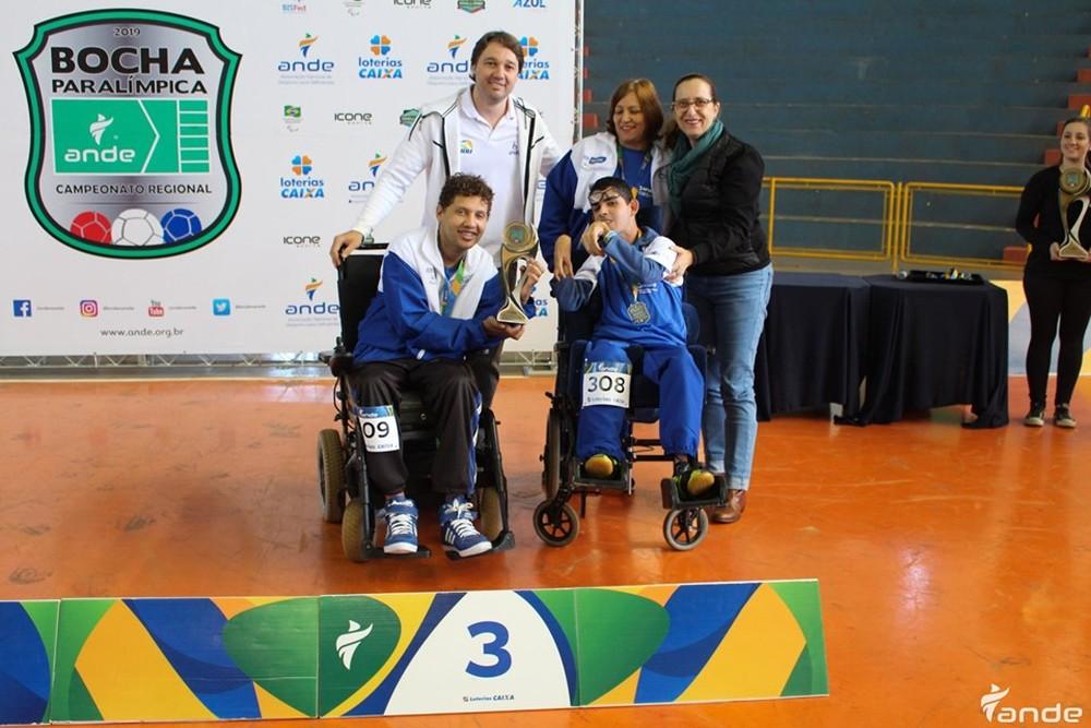 Paratletas da Aparu disputarão campeonato nacional de bocha paralímpica