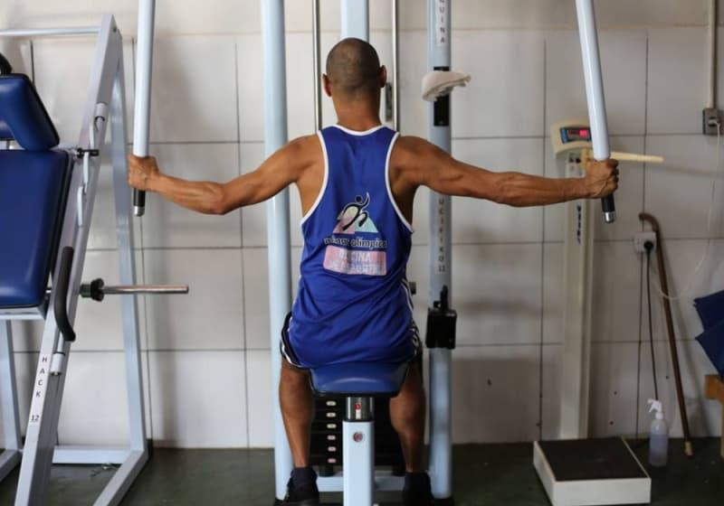 Espaço Fitness da APARU