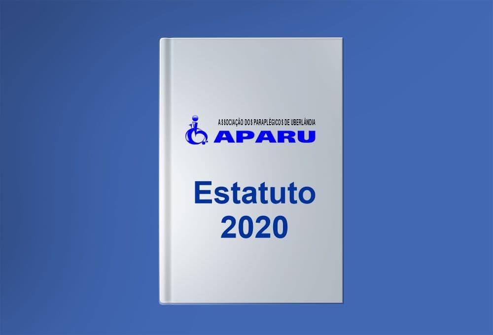 Estatuto da Aparu atualizado em 19.12.2020